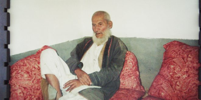 جمشید خان شعله شاعر و تاریخنگار آگاه