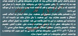 مولوی محمد سرور واصف بنیانگذار مشروطیت در افغانستان