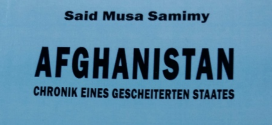 کتاب افغانستان – کرونولوژی یک دولت ناکام – متلاشی -،