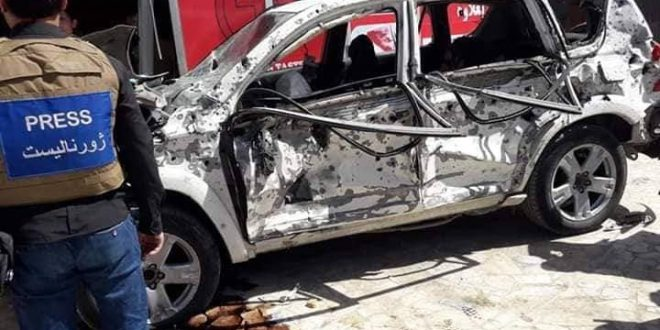 A car explosion in Kabul