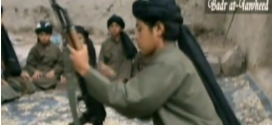 Child used in suicide attack