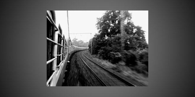 کلکینِ قطار ..