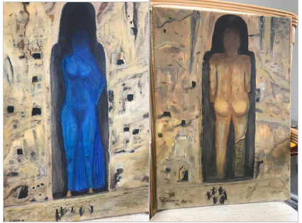 نقاشان آواره
